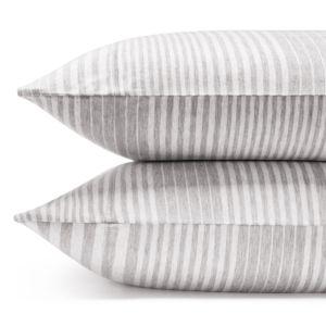 Calvin Klein Modern Cotton Jersey Rhythm Standard Pillowcase, Pair