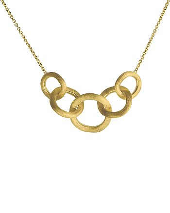 "Marco Bicego - Jaipur Link Necklace, 16"""