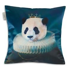 Madura Antique Panda Decorative Pillow Cover and Insert - Bloomingdale's Registry_0