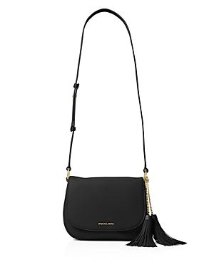 Michael Michael Kors Large Elyse Saddle Bag