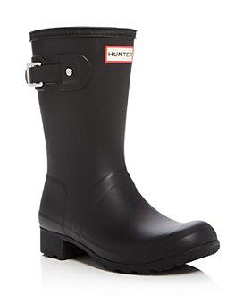 Hunter - Women's Original Tour Packable Short Rain Boots