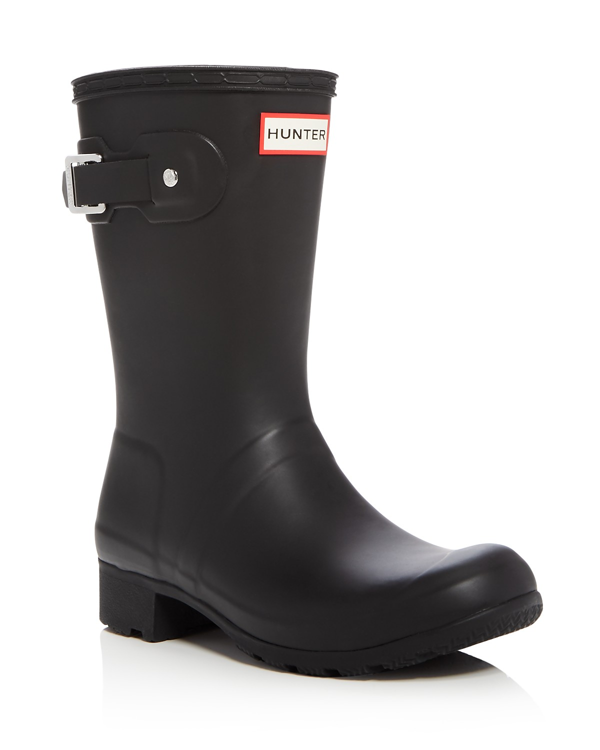 Hunter Round-Toe Rubber Rain Boots sale collections buy cheap fake uQGsl