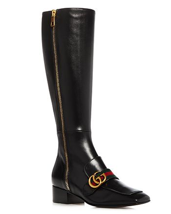 Gucci - Women's Block-Heel Boots