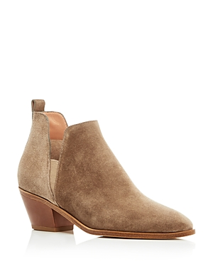 Sigerson Morrison Belin Cutout Side Booties