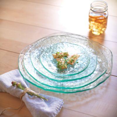Salt Glass Plate
