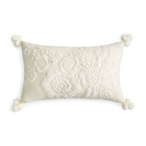 Sky Floral Decorative Pillow, 12 x 20 - 100% Exclusive