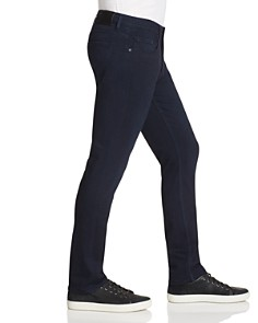 PAIGE - Transcend Federal Slim Fit Jeans in Inkwell
