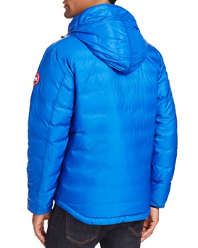 Canada Goose - PBI Collection Lodge Hooded Down Jacket