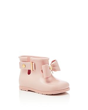 Mini Melissa Girls Sugar Rainbow Rain Boots  Toddler