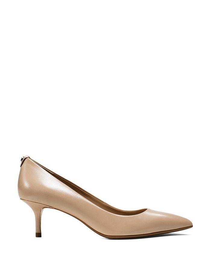 1c00f51e87b0 MICHAEL Michael Kors - Women s MK Flex Kitten Heel Pumps