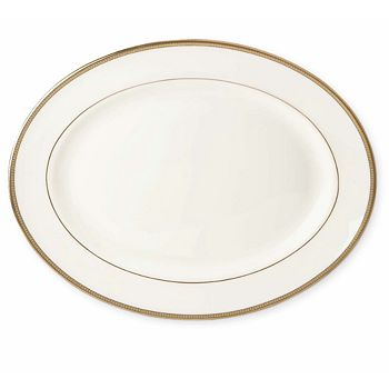"""kate spade new york - Kate Spade """"Sonora Knot"""" 13"""" Oval Platter"""