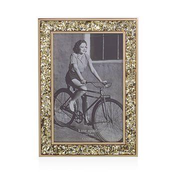 """kate spade new york - Simply Sparkling Frame, 4"""" x 6"""""""