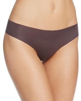 Hanro - Invisible Cotton Brazilian Bikini