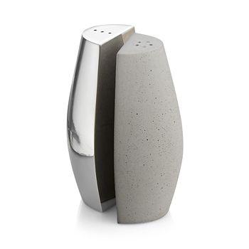 Nambé - Forte Salt and Pepper Shakers