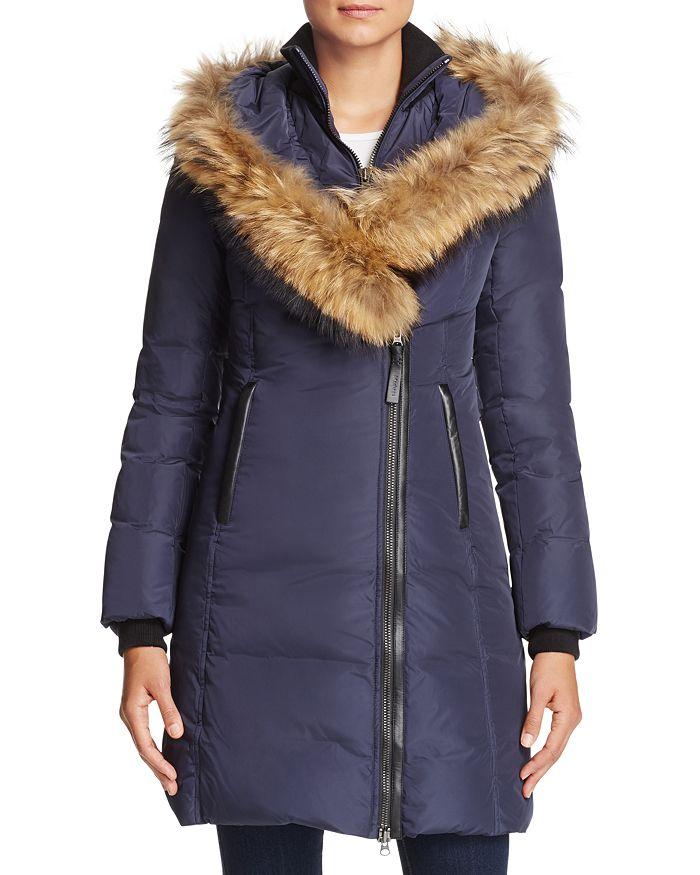 e6ea4c7d6f6e9 Mackage Kay Lavish Fur Trim Down Coat | Bloomingdale's