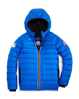 Canada Goose - Unisex PBI Collection Sherwood Hooded Puffer Jacket - Little Kid, Big Kid
