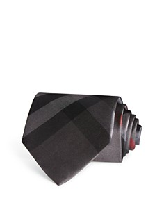 Burberry Contrast Check Classic Tie - Bloomingdale's_0