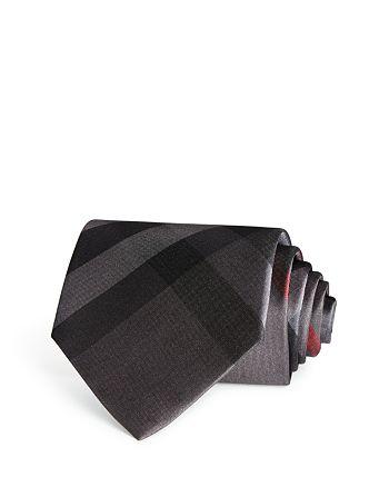 Burberry - Contrast Check Classic Tie