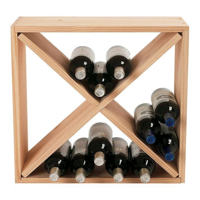 Wine Enthusiast - 24 Bottle Cube