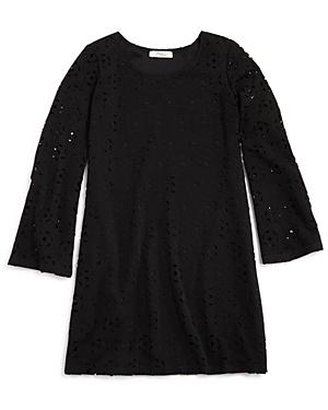 Pinc Premium Girls Bell Sleeve Lace Dress  Sizes Sxl