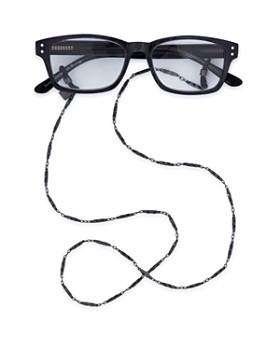 "Corinne Mccormack - Women's Gunmetal Link Glasses Chain, 29"""