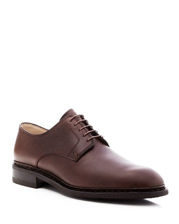 $Paraboot Chopin Plain Toe Derby Shoes - Bloomingdale's