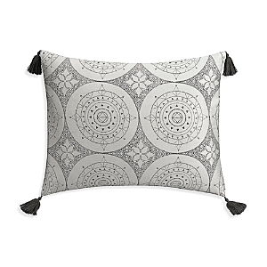 cupcakes and cashmere Dotted Medallion King Sham