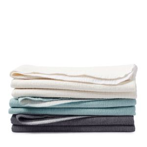 Coyuchi Organic Cotton Cozy Throw