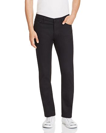 The Kooples - Brut Regular Fit Jeans in Black