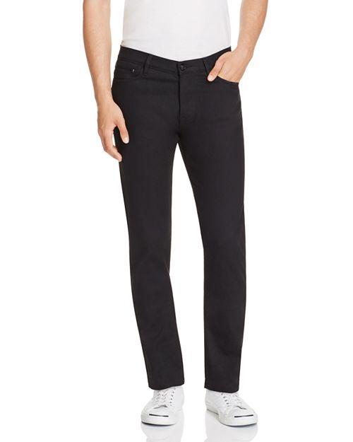 The Kooples - Brut Regular Fit Jeans in Black