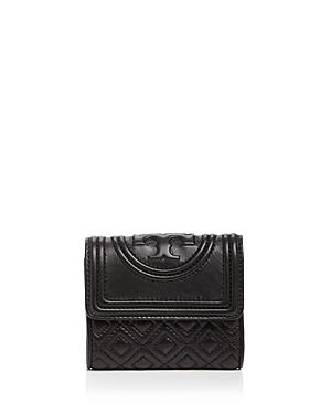 a20eb50b1bb1 UPC 190041240319 - Tory Burch Fleming Mini Flap Bifold Wallet ...