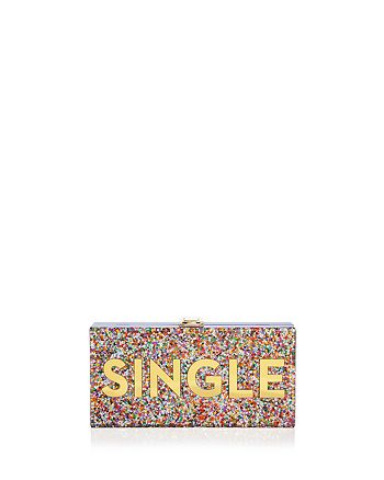 MILLY - Single/Taken Box Clutch