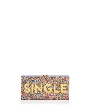 Milly Single/Taken Box Clutch