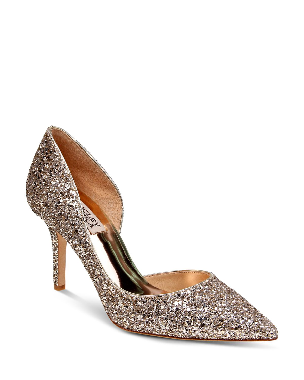 Badgley Mischka Daisy D'Orsay Pumps Women's Shoes