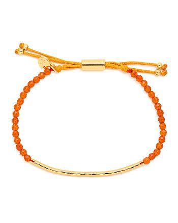 Gorjana - Orange Agate Confidence Bracelet