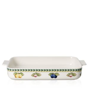 Villeroy & Boch French Garden Baking Rectangular Baking Dish, 13.25
