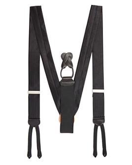 Trafalgar - Men's Formal Herringbone Silk Brace