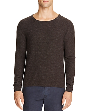 Eidos Reverse Feeeder Stripe Slim Fit Sweater