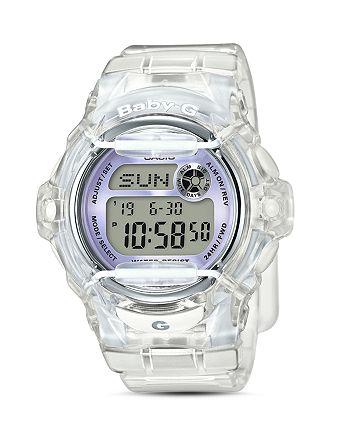 Baby-G - Digital Jelly Watch, 45.9mm