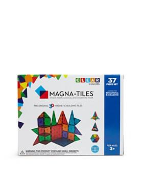 Magna-tiles - Clear Colors 37-Piece Set - Ages 3+