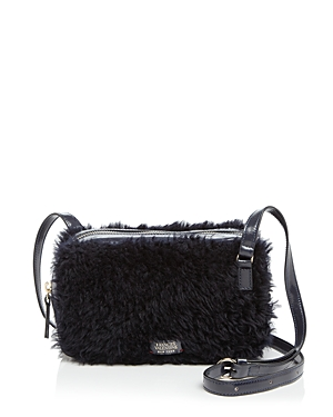 Frances Valentine Lucy Shearling Crossbody