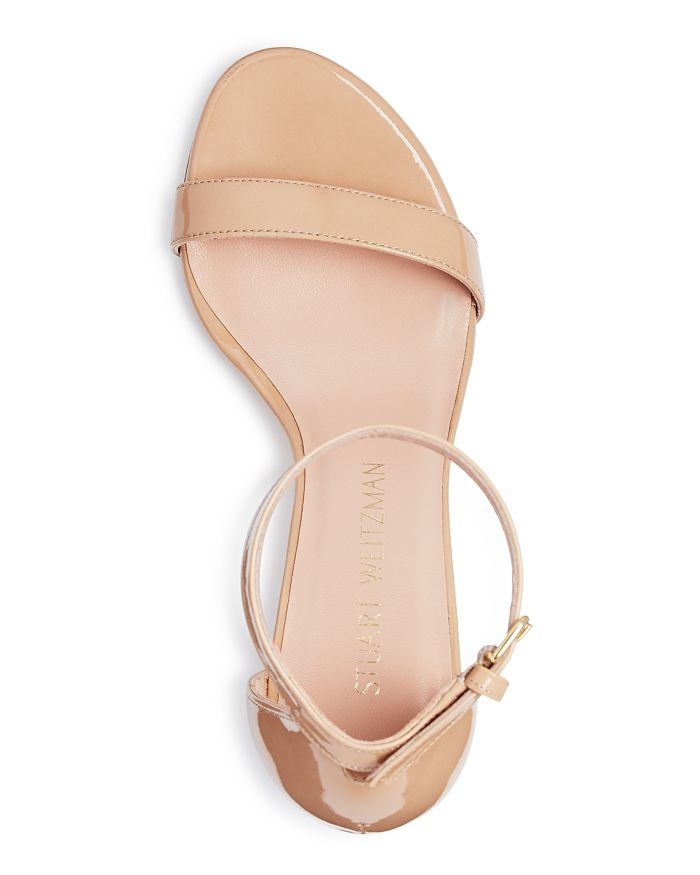 d596165e6299 Stuart Weitzman - Women s Nearlynude Ankle Strap Sandals