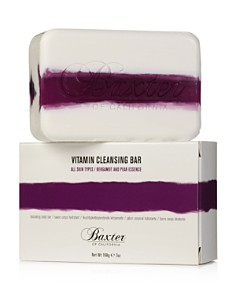 Baxter of California Vitamin Cleansing Bar, Bergamot & Pear - Bloomingdale's_0