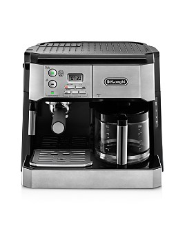 De'Longhi - Combination Espresso & Drip Coffee Machine