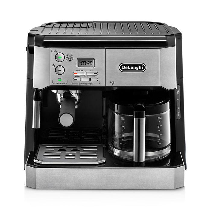 De'Longhi - Combination Espresso & Drip Coffee Machine