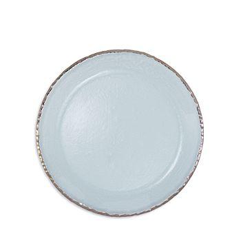 "Annieglass - Edgey 10"" Dinner Plate"