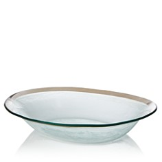 Annieglass Large Oval Serving Bowl - Bloomingdale's Registry_0