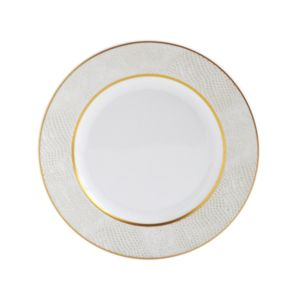 Bernardaud Sauvage White Bread & Butter Plate