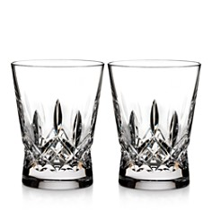 Waterford Lismore Pops Double Old Fashioned Glass, Set of 2 - Bloomingdale's_0