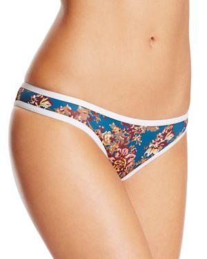 Tavik Jayden Moderate Floral Bikini Bottom